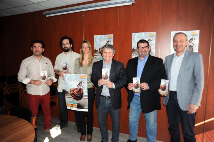 Conférence de presse Rencontres BD 2015 - Photo JM Guiter