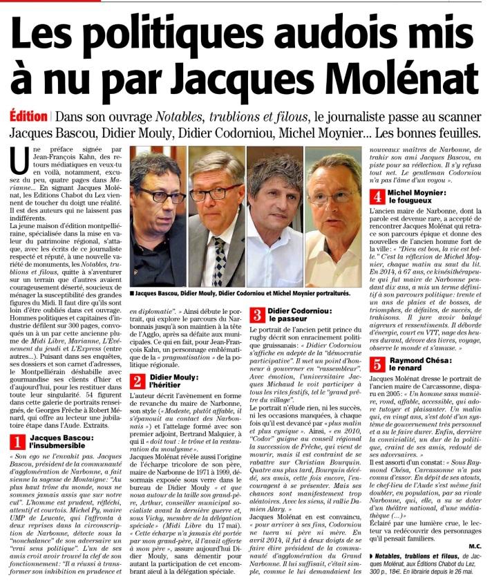Jacques molenat