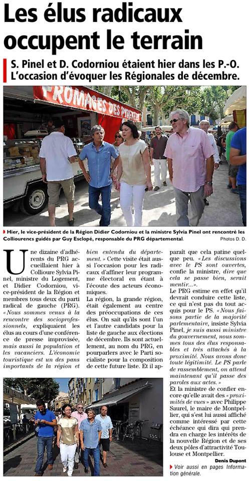 L'Indépendant - édition Catalane